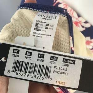 Fantasie Pollonia underwired bikini top 5706